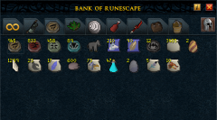 3rd Tab Of My bank