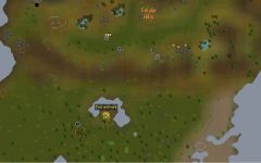 New Loaction on Elite Clue